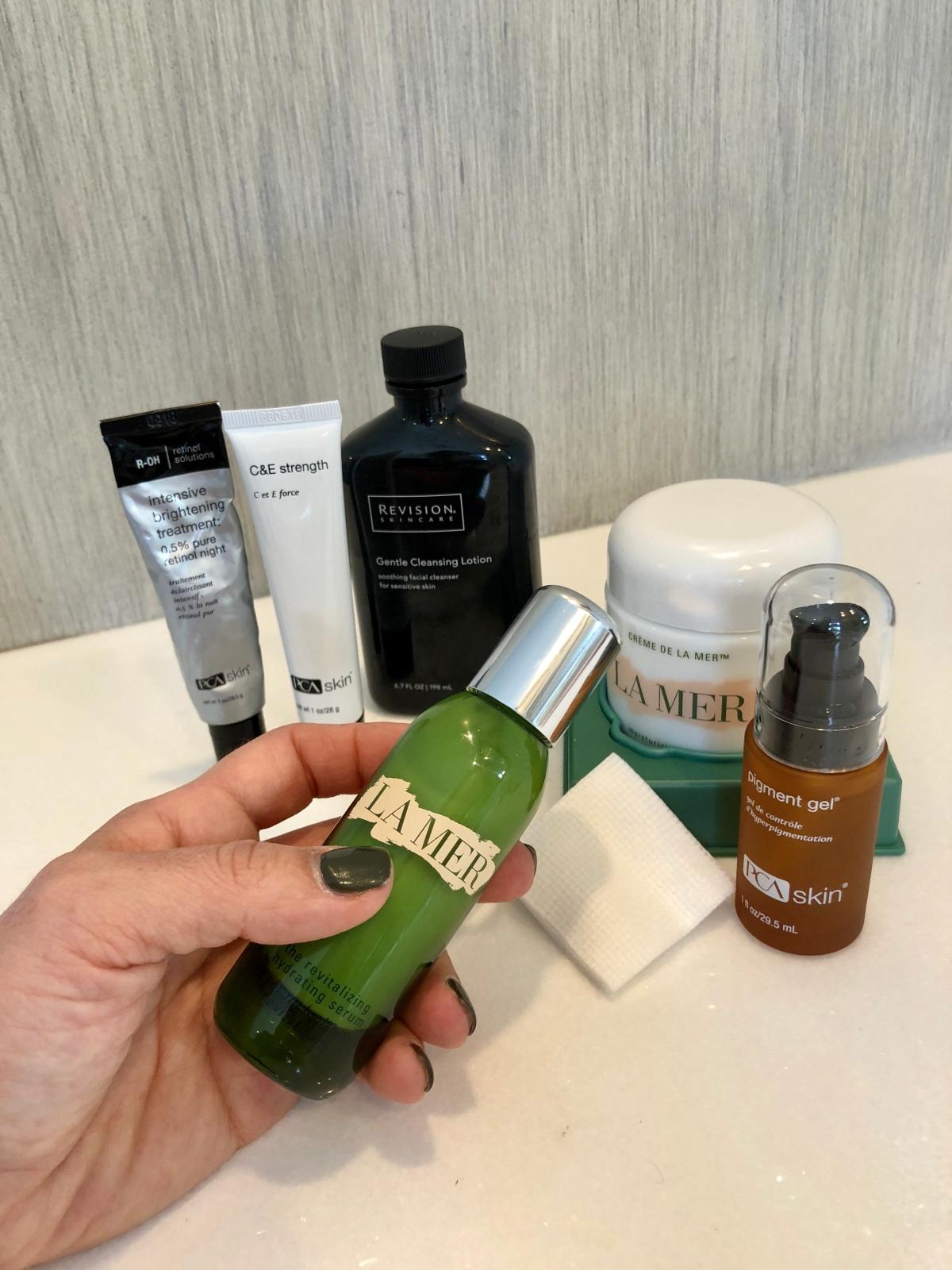 skin regimen 1